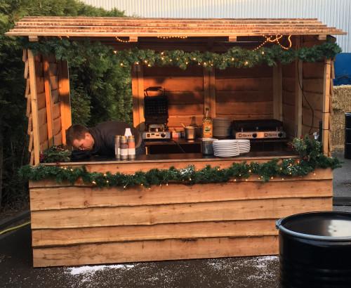 Kersthuisje huren met winterse concepten!